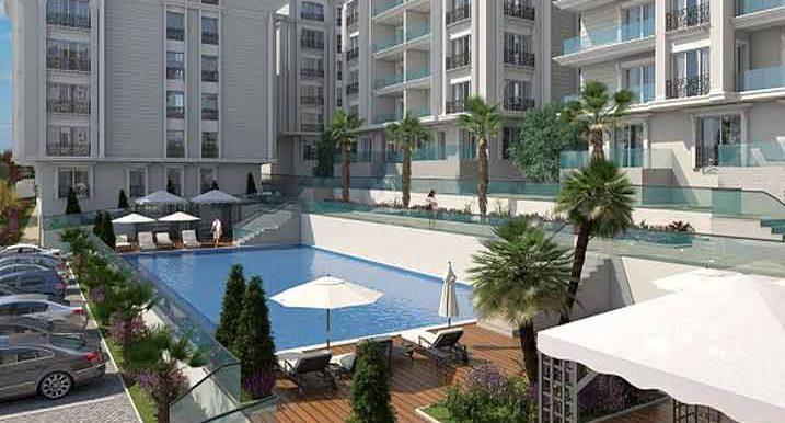 seaside property istanbul