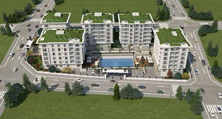 seaside apartment istanbul
