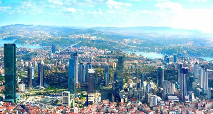 offices istanbul levent