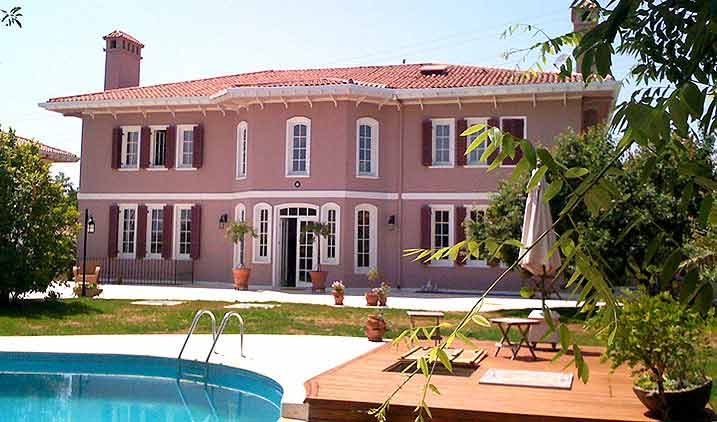 Villa for Sale In Istanbul