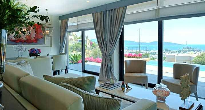 villa in bodrum for sale