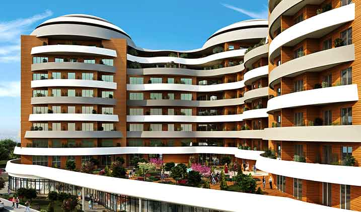 Apartment In Istanbul Sale
